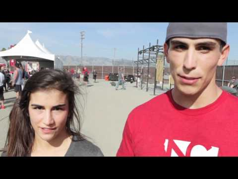 CrossFit Games Regionals 2012 - Hanging With The Fishers