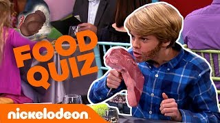 Thanksgiving Food Quiz 🦃 w/ Henry Danger, SpongeBob, iCarly & More! | #KnowYourNick