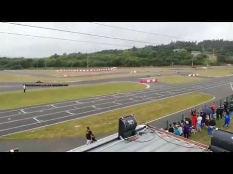 As Pontes acoge la primera edición de sus 24 Horas de Resistencia de Karts