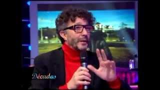 Fito Páez en Décadas, programa de Rubén Rada, 2 de septiembre de 2012