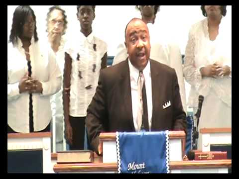 REV. EDWARD J. HEATH( WHAT HE TOLD ME TO DO) / VIDEO BY: LARRY B. MOORE