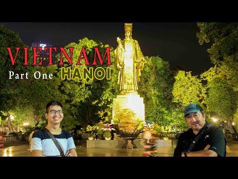 Hanoi Vietnam / Old Quarters - Part One
