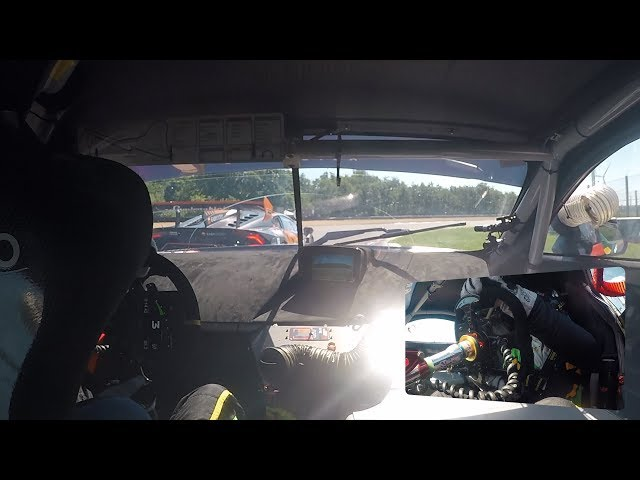 Zolder Superprix Belcar Endurance Championship onboard VR Racing