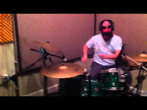 Fartbarf in the studio