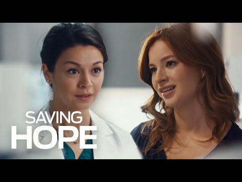 Download There's Still Hope For Maggie And Sydney!   Saving Hope