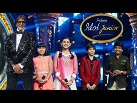 Indian Idol junior Grand Finale 2013