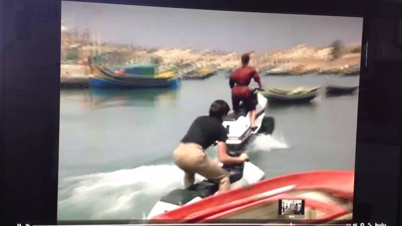 Wetbike On Tv Remington Steele Youtube