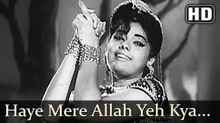 Video Haye Mere Allah Yeh Kya Baat Huyee (HD) - Pyar Diwana Song - Mumtaz - Lala Sattar Hits download MP3, 3GP, MP4, WEBM, AVI, FLV Maret 2017