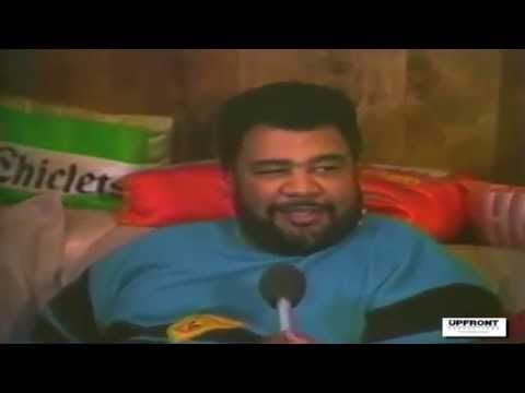 Rare/Exclusive George Duke Interview with Keith O'Derek (1987)
