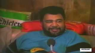 Rare/Exclusive George Duke Interview with Keith O