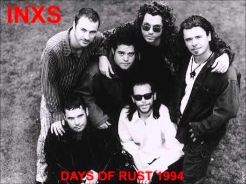INXS Live audio track 1993