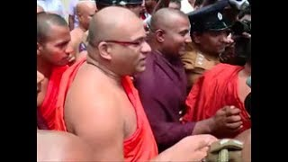 Ven. Gnanasara Thero released on bail