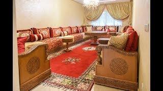 شقة مفروشة للبيع جميلة جدا مساحتها 118 م (مدينة المحمدية)
