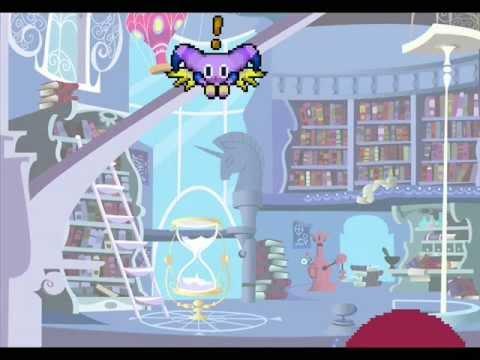 My Little Sonic Friendship Is Super Episode 1 The Hedgehog