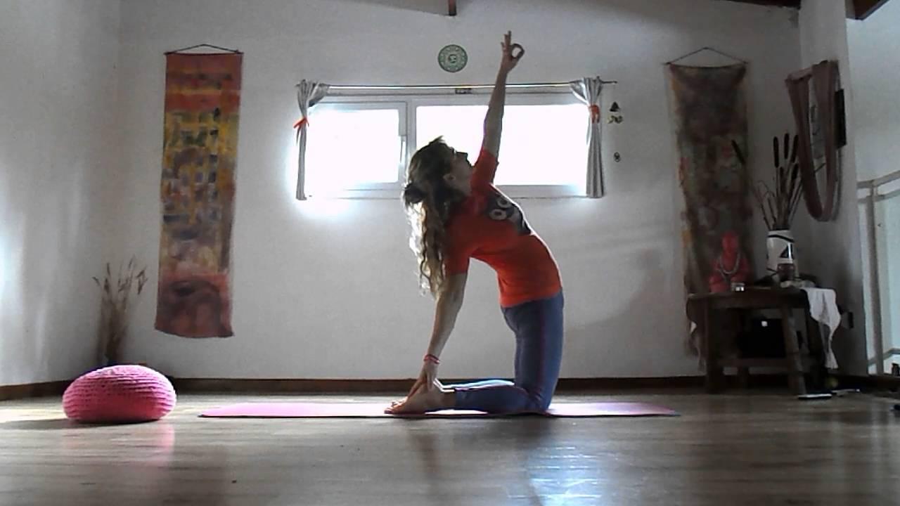 15 Minutos De Yoga Integral 1ra Parte Youtube