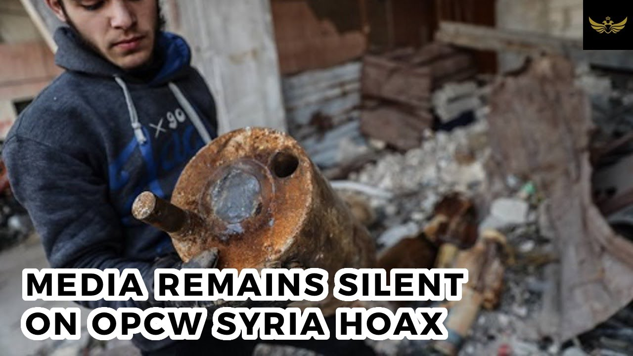Media remains silent on OPCW Syria hoax & brutal 'moderate rebel' execution of civilia