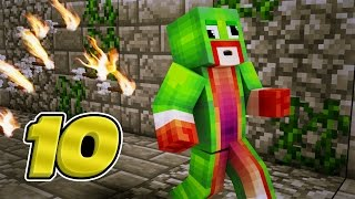 10 INSANE MINECRAFT TRAPS!