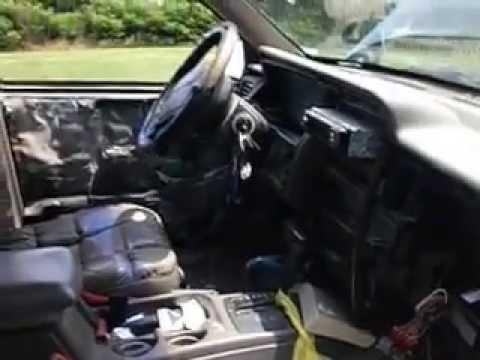 1995 jeep grand cherokee theft module