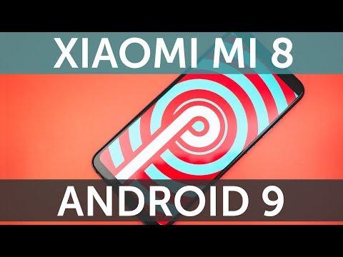 Xiaomi Mi 8 на Android 9 отзыв владельца и сравнение с Google Camera Night Sight Mode