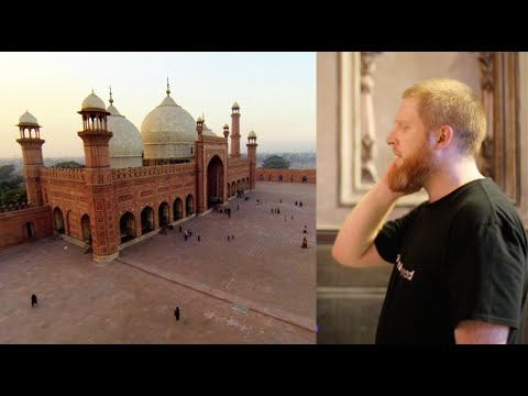 MUSLIM CALL TO PRAYER | Badshahi Mosque | John Fontain