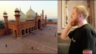 MUSLIM CALL TO PRAYER | Badshahi Mosque | John Fontain