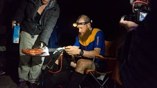 A fascinating glimpse at Barkley Marathons camp between loops four and five