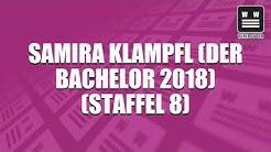 Samira Klampfl (Der Bachelor 2018) (Staffel 8)