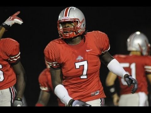 #1 overall pick in the NFL Draft Jadeveon Clowney Invented #BeastMode in High School - Remix