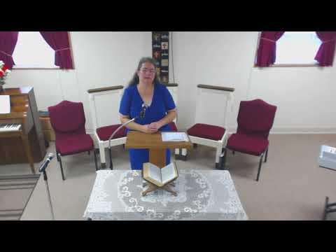 ''Personal Testimony'' 9/2/17 Rachel Anderson