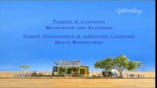 Boomerang Scandinavia - THE KOALA BROTHERS - Ending Credits / Outro