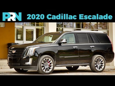 Image is Everything | 2020 Cadillac Escalade Platinum Sport Edition Review