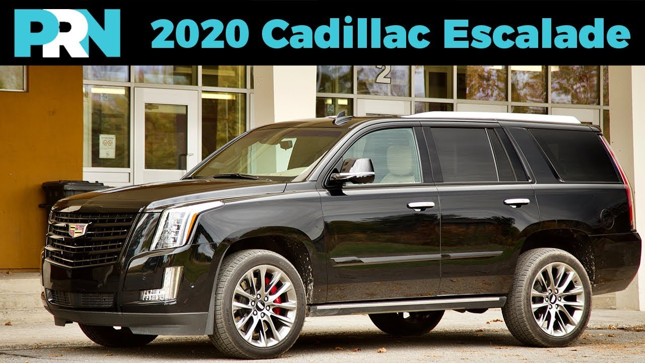 Image Is Everything 2020 Cadillac Escalade Platinum Sport Edition Review