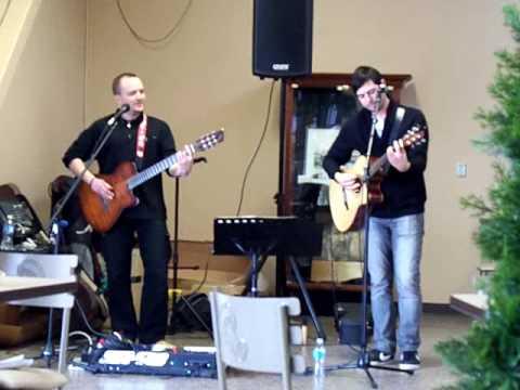 Kitchener Ontario Market Music, Jan 16/10