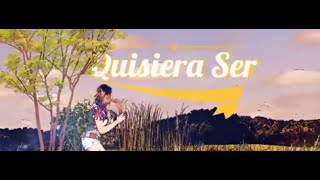 Yandar y Yostin - Quisiera Ser  (Lyric Video)