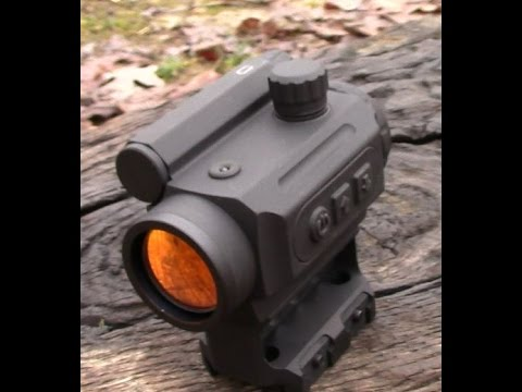 Black Spider Optics Red Dot Review