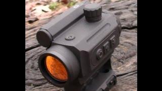 Black Spider Optics Red Dot Review