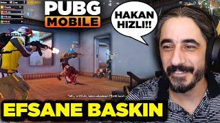 BASKIN ÜSTÜNE BASKIN !!! - PUBG Mobile