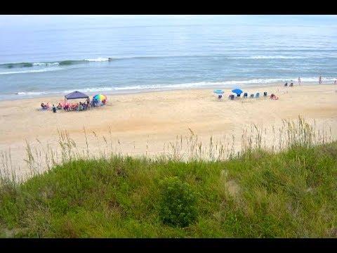 Corolla Outer Banks Live Beach Webcam Youtube