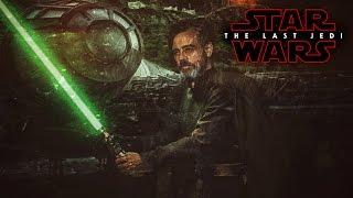 Star Wars The Last Jedi Luke Skywalker Is Too Late! His Horrific Loss