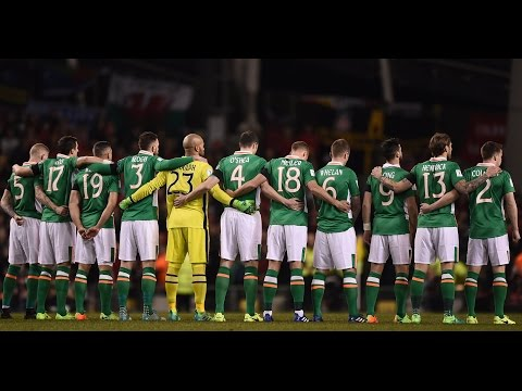 Republic of Ireland v Wales Post-match press conference