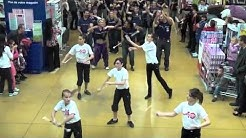 flashmob castorama aubiere