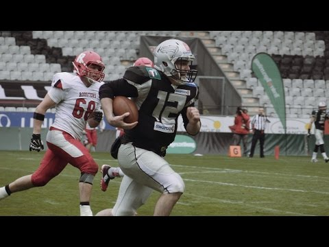 Moving The Chains: American Football In Austria