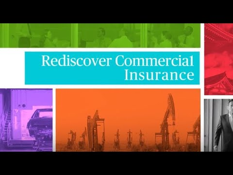 Rediscover Commercial Insurance