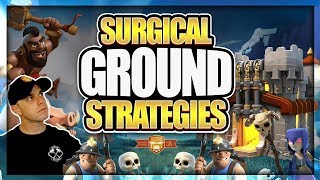 TH 11 3 Star Attack Strategies | Best TH 11 Ground Strategies | Clash of Clans