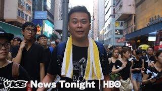 Hong Kong Won't Back Down (HBO)
