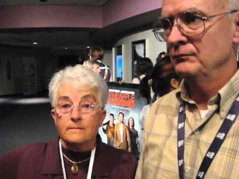 interview with David and Kate Bagby at 2008 CIFF