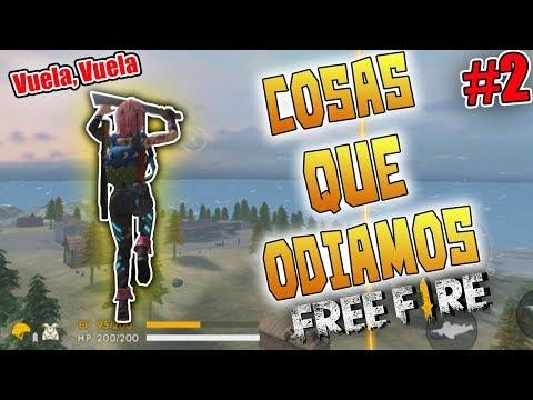 7 COSAS QUE ODIAMOS DE FREE FIRE ¡NO LO VAN A NEGAR! #2