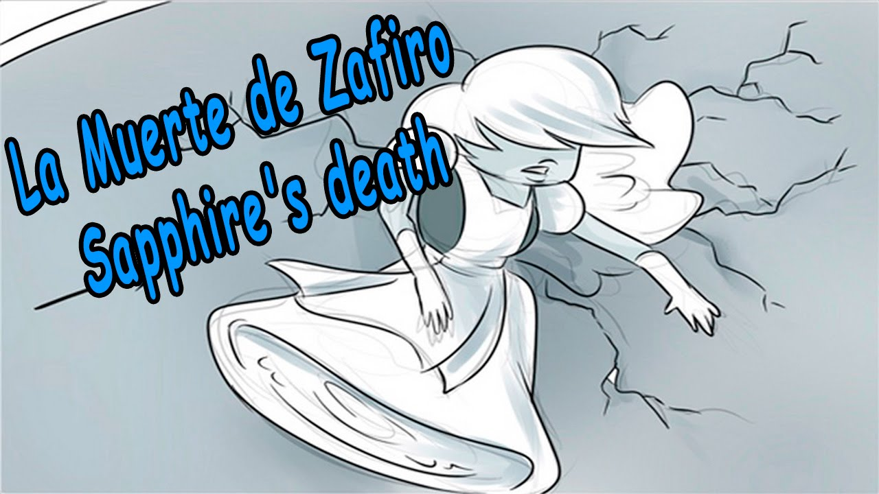 Steven Universe Comic Sapphire Death