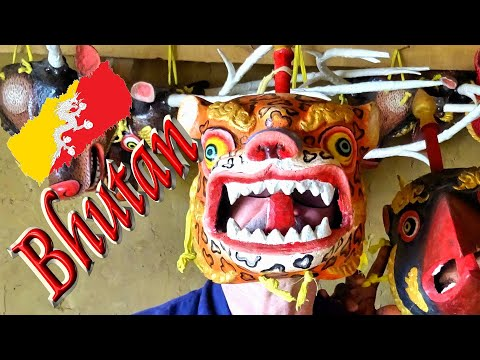 Journey through the Kingdom of Bhutan