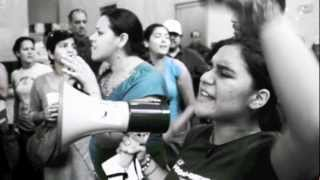 DREAMers Shut Down Homeland Security Office DTLA (A Pocho1 Visual Movement)